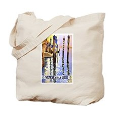 Venice Travel Poster 2 Tote Bag