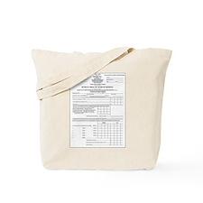Cute Taxes Tote Bag