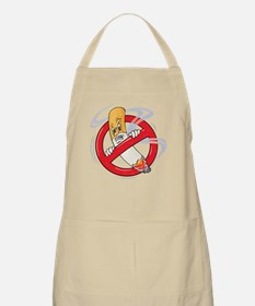 No Smoking Apron