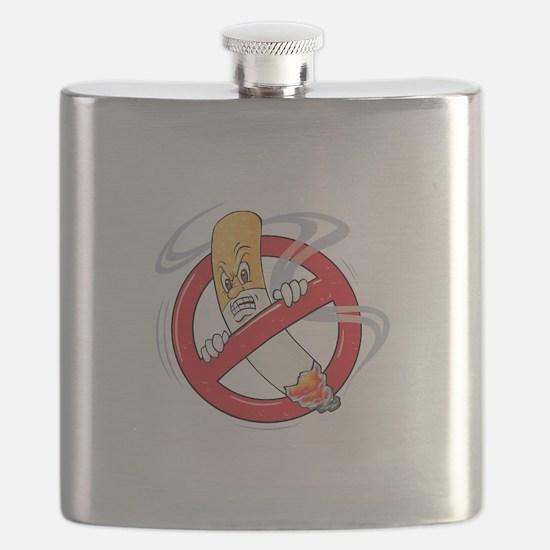 No Smoking Flask