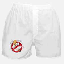 No Smoking Boxer Shorts