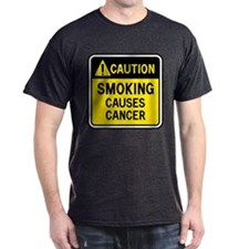 Smoking Warning T-Shirt