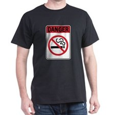 Smoking Danger T-Shirt