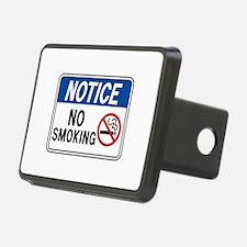 Notice No Smoking Hitch Cover
