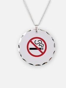 No Smoking Necklace