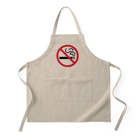 No Smoking Apron