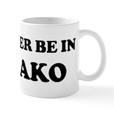 Rather be in Bamako Mug