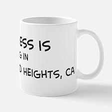East Richmond Heights - Happi Small Small Mug