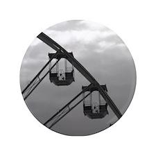 """Ferris Wheel Cars 3.5"""" Button"""