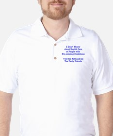 Pre-existing health conditions T-Shirt