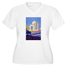 India Travel Poster 13 T-Shirt