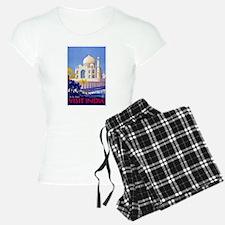 India Travel Poster 13 Pajamas