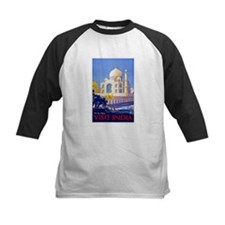 India Travel Poster 13 Tee