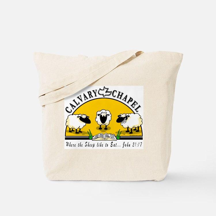 Cute Calvary Tote Bag