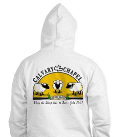Funny Childrens ministry Hoodie