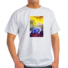 Greece Travel Poster 1 T-Shirt