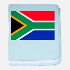 South Africa baby blanket