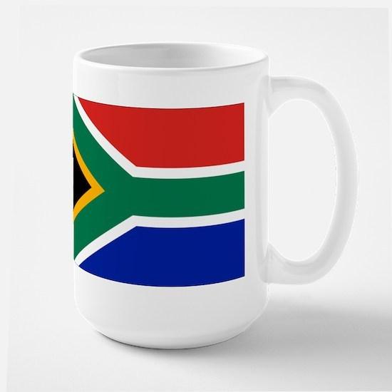 South Africa Large Mug