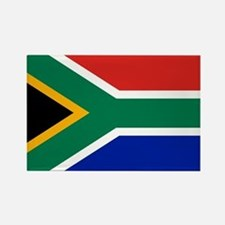 South Africa Rectangle Magnet