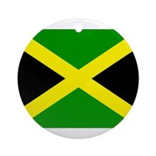 Jamaica Ornament (Round)