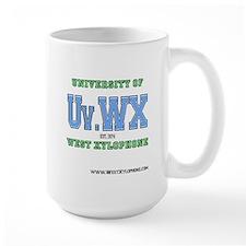 Univ. of West Xylophone Mug