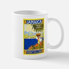 Jamaica Travel Poster 2 Mug