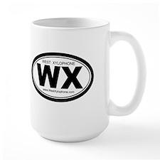 WX Country Oval Mug