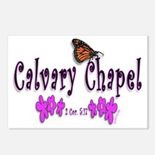 Cool Calvary Postcards (Package of 8)