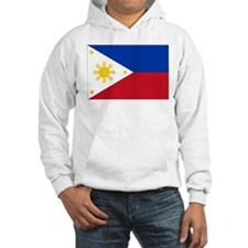 Philippine flag Hoodie