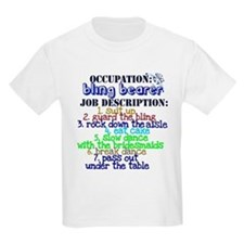 occupationringbearernewpng T-Shirt
