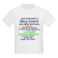 occupationringbearernewpng T-Shirt