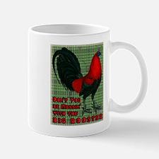 Big Red Rooster2 Mug