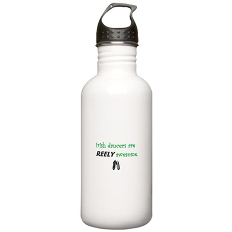 Irish Dancers REELY Awesome Stainless Water Bottle