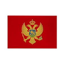 Montenegro Rectangle Magnet