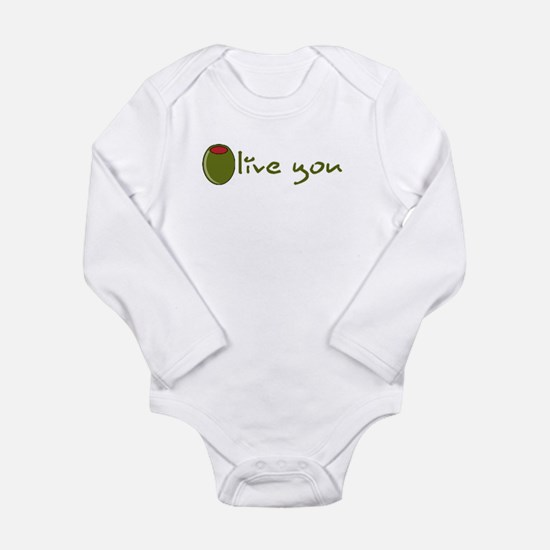 oliveyou Body Suit