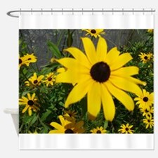 BLACK-EYED SUSAN™ Shower Curtain