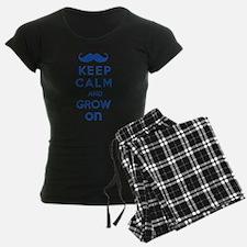 Keep calm and grow on Pajamas