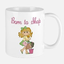 Born to Shop Girl Mug