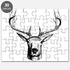 Deer Head Puzzle