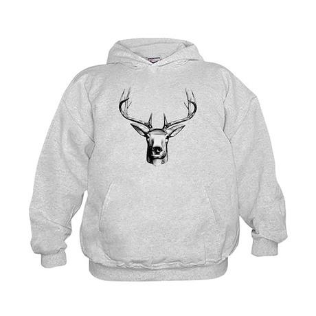 Deer Head Kids Hoodie