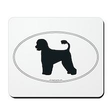 Portie Silhouette Mousepad