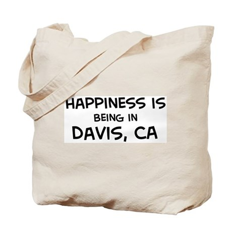Davis - Happiness Tote Bag