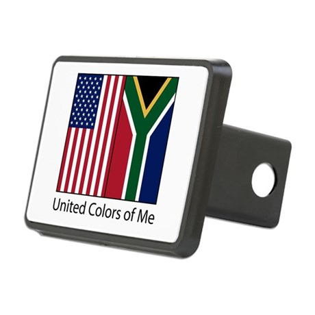 US SA Rectangular Hitch Cover