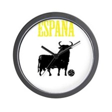 Espana Wall Clock