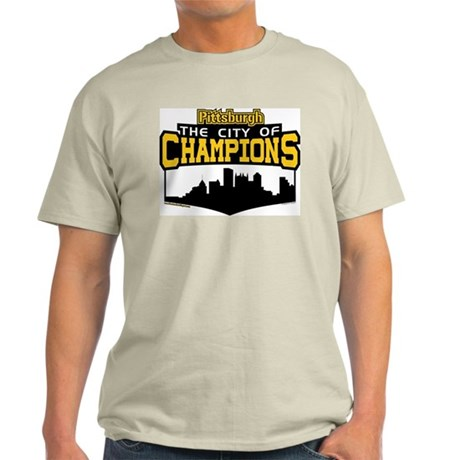 The City of Champions Light T-Shirt