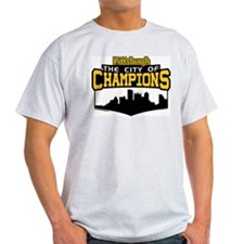 The City of Champions T-Shirt