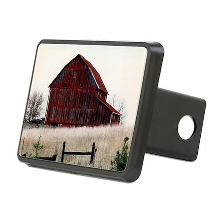 American Barns No.3 Rectangular Hitch Cover