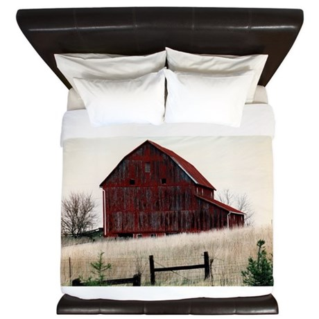 American Barns No.3 King Duvet
