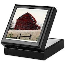 American Barns No.3 Keepsake Box