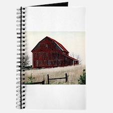 American Barns No.3 Journal